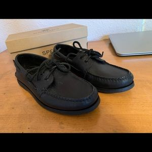 Men's Authentic OG Leather Boat Shoe